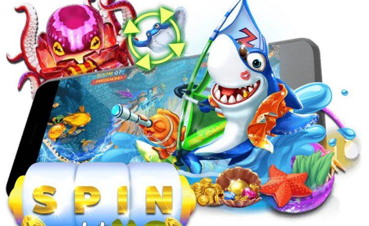 การเล่นเกมยิงปลาออนไลน์